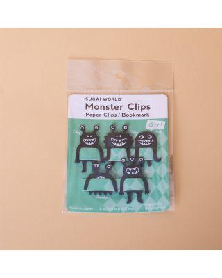 Sugai Clip Family Black Monster