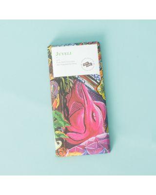 Choba Choba Juveli -  Pure Dark Swiss Chocolate 64%