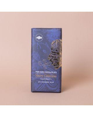 Choba Choba Nativo Collection No2 Dunkel Schweizer Schokolade 59%