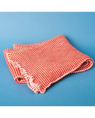 SECA Hand Towel Red 50 x 100 cm